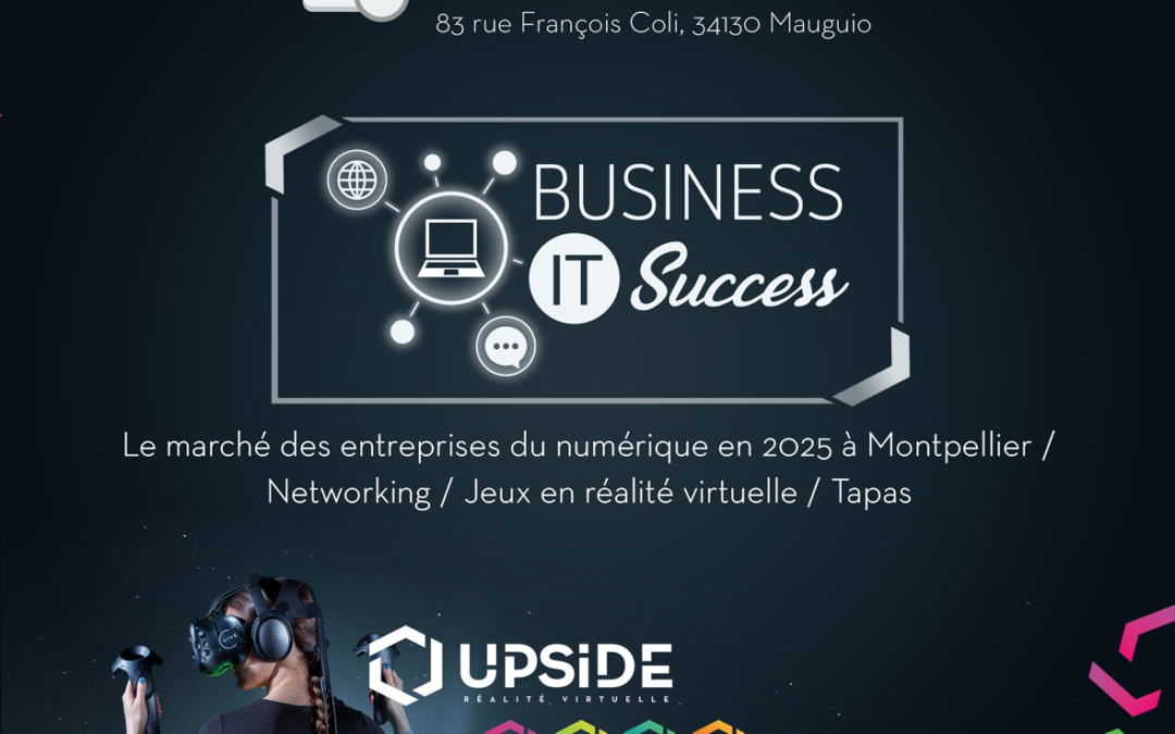 Afterwork Business IT Success Novembre