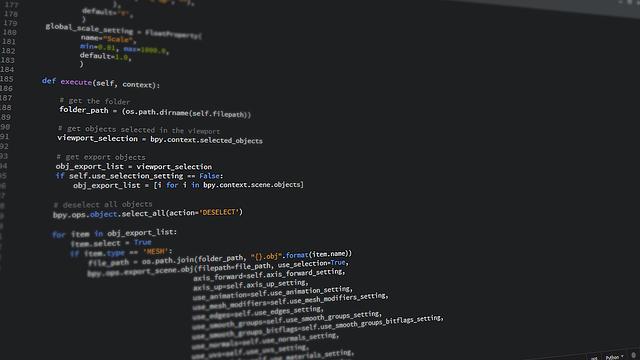 Offre de mission : développeur Python à Béziers